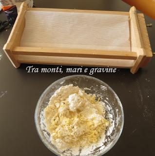 Chitarra, quinoa, teff, maccheroni