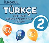 2. Sınıf Dikey Yayınları Türkçe Çalışma Kitabı Cevapları
