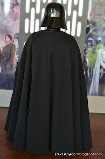hot toys darth vader cape