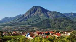 Gunung Panderman batu-Malang