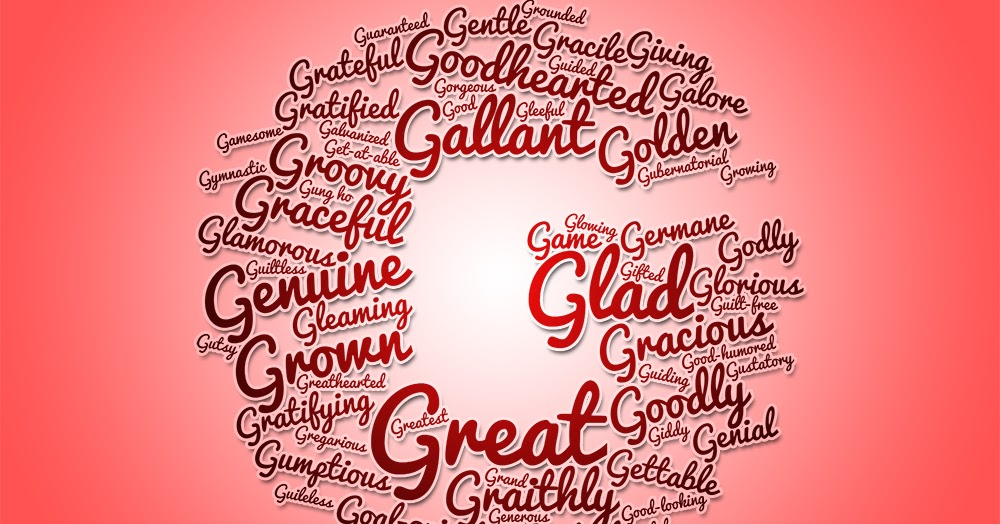 Positive Thesaurus - Positive words for you: Groovy list of ...