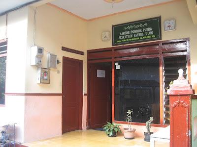 Profil Pesantren Fathul 'Ulum Kwagean Kediri Jawa Timur