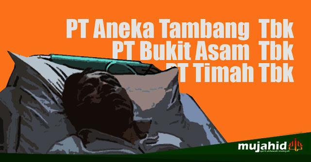 Yaa Ampun... Tragis Amat, Papa Tumbang, 3 BUMN Melayang