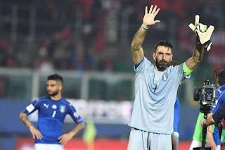 Pensiun Buffon Tak Akan Tampil Lagi Untuk Juventus Musim Depan
