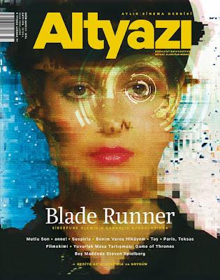 Altyazı 176. Sayı (Ekim) - Blade Runner