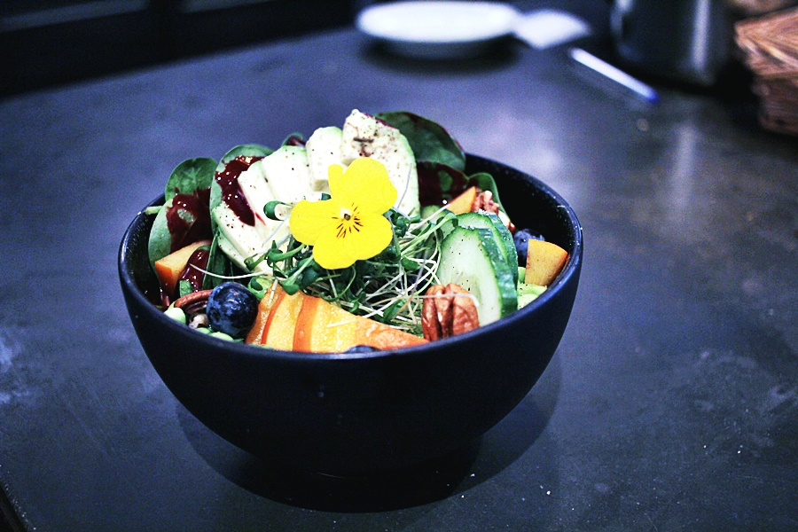 salat blume