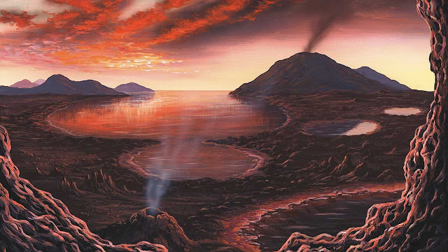 Chemists discover plausible recipe for early life on Earth