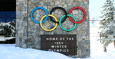 Squaw Valley California 1960 Winter Olympics