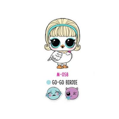 Сова Go-Go Birdie