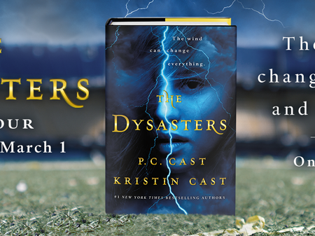 Dystasters Blog Tour: Review and Giveaway
