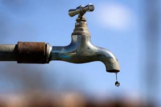 Apagão de energia provoca falta d'água em toda a Paraíba