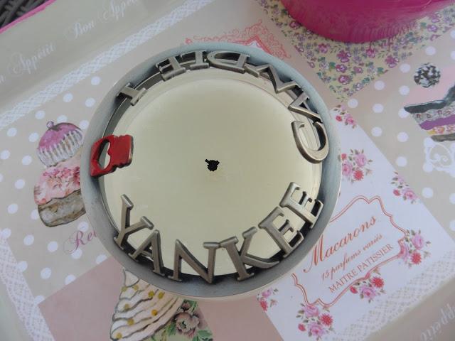 Illuma-lid Yankee Candle