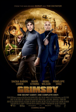 The Brothers Grimsby [2016] [DVD9] [NTSC] [Latino]