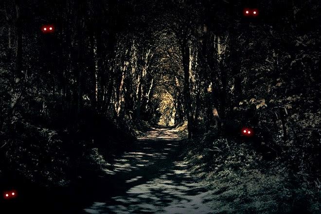real, sobrenatural, terror, olhos vermelhos, medo, relatos