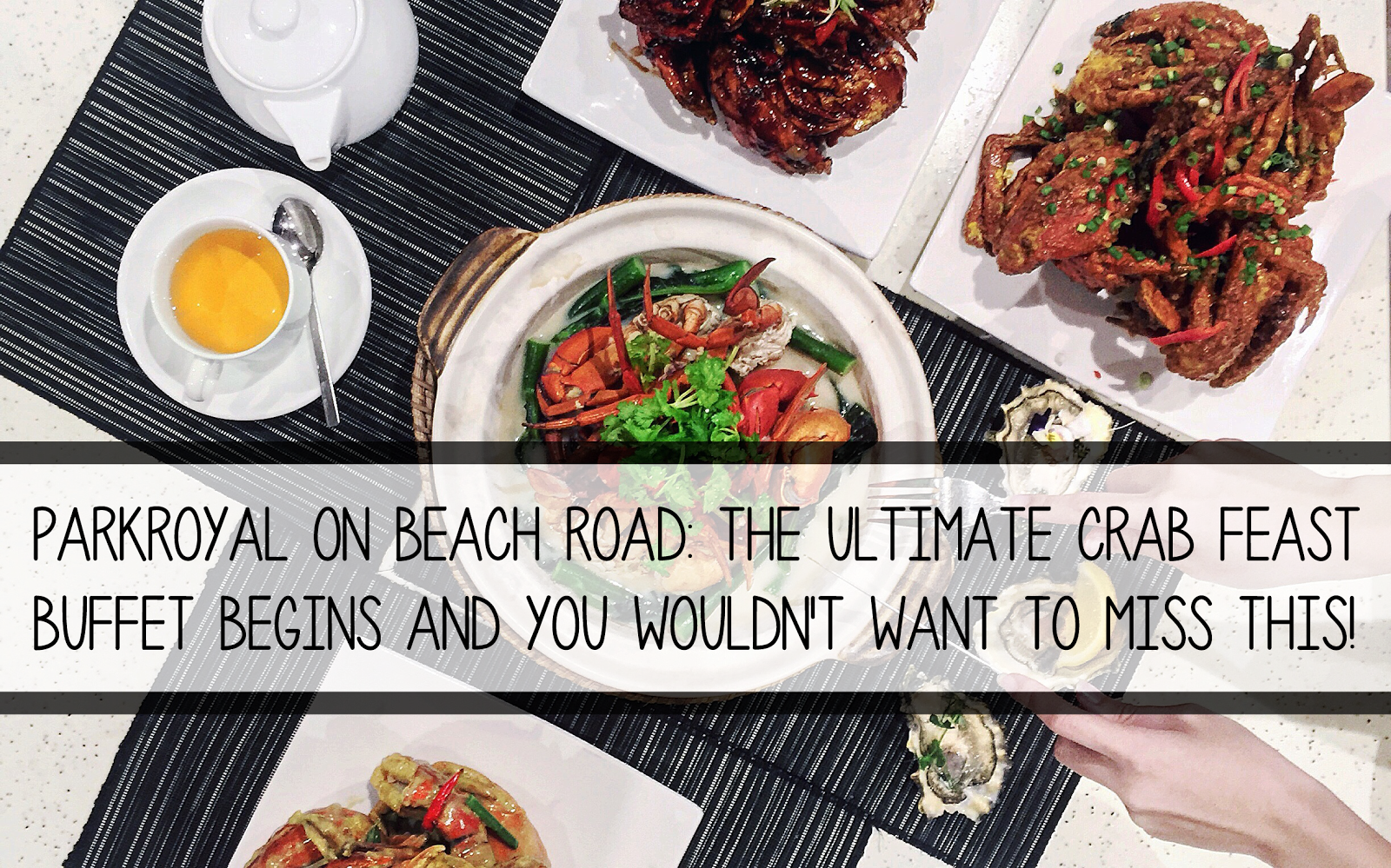 Ultimate Crab Feast PARKROYAL Beach