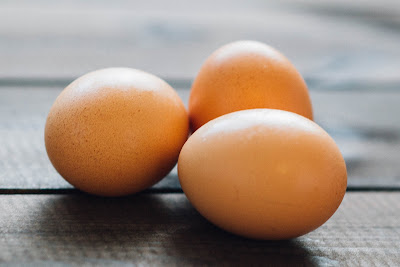 Eggs are considered to be a healthy source of protein and nutrients