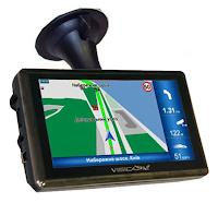 Автомобильный навигатор и автомобильная карта Украины