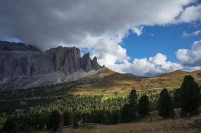 Sella Towers and Passo Sella (Hike 4.5).