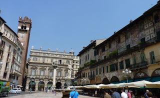 Casas Mazzanti, Palacio Maffei y la Torre del Gardello.