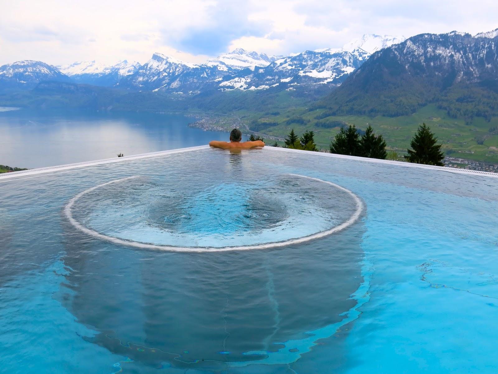 Hotel Villa Honegg se rapportant à villa honegg, um sonho de hotel | viajar pelo mundo!