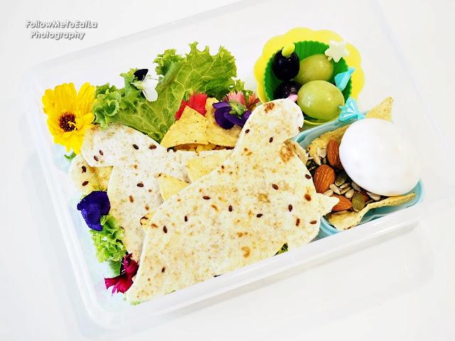 Delicious & Cute Mission Bento Box