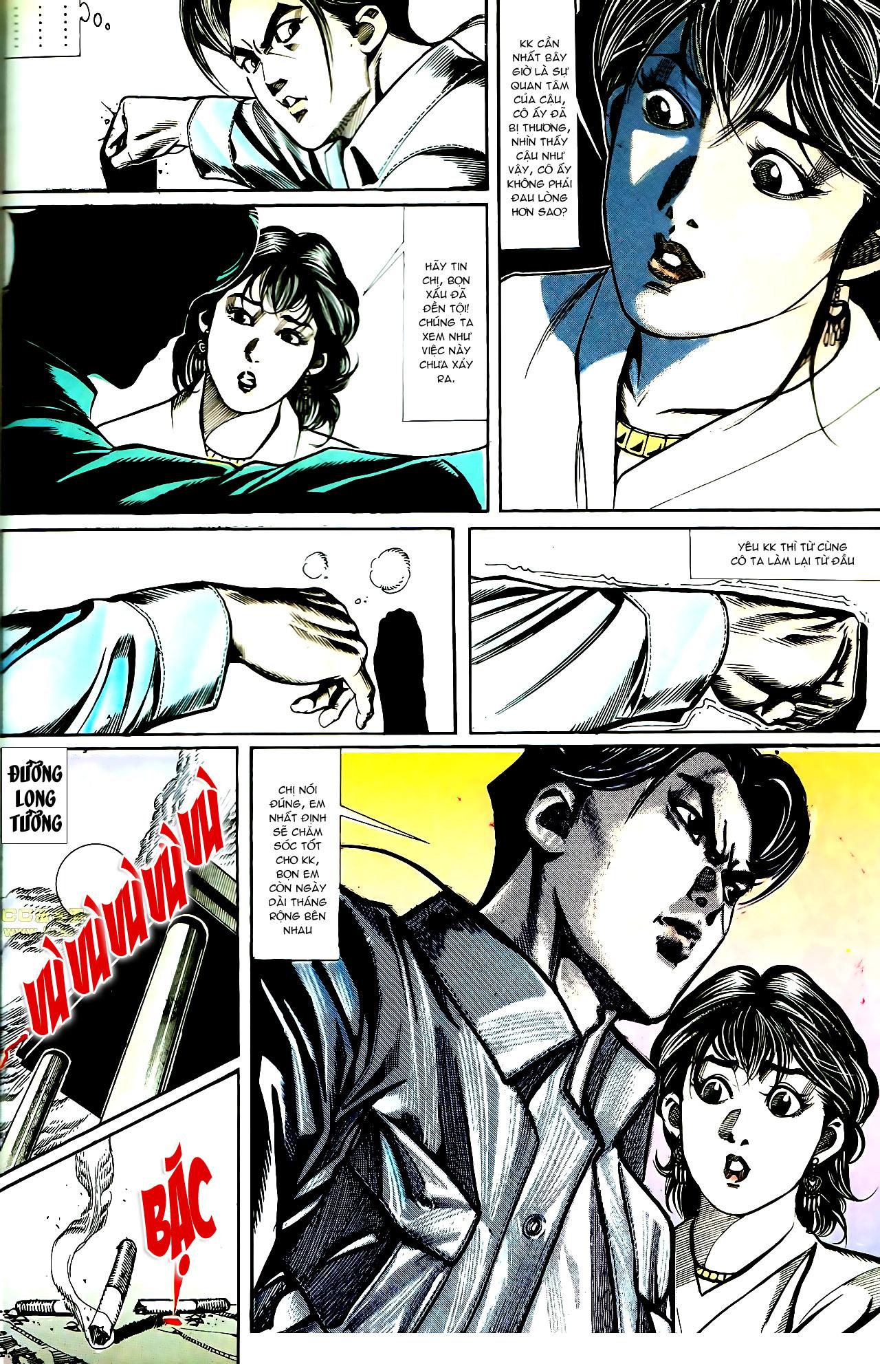 Người Trong Giang Hồ chapter 147: vĩnh biệt kk trang 5