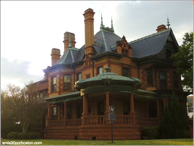 Eddleman-McFarland House, Fort Worth