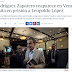 ¿Qué hace exactamente Zapatero en Venezuela?