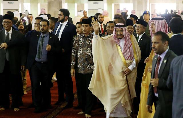 Raja Salman Akan Temui Tokoh Besar Agama Islam Indonesia