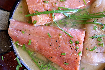 Sake-Marinated Salmon