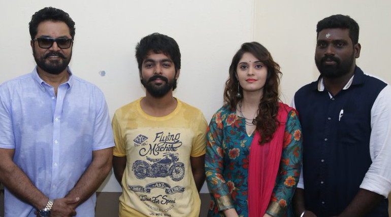 Silambarasan, Shriya Saran, Tamannaah Telugu movie Adangathey 2017 wiki, full star-cast, Release date, Actor, actress, Song name, photo, poster, trailer, wallpaper