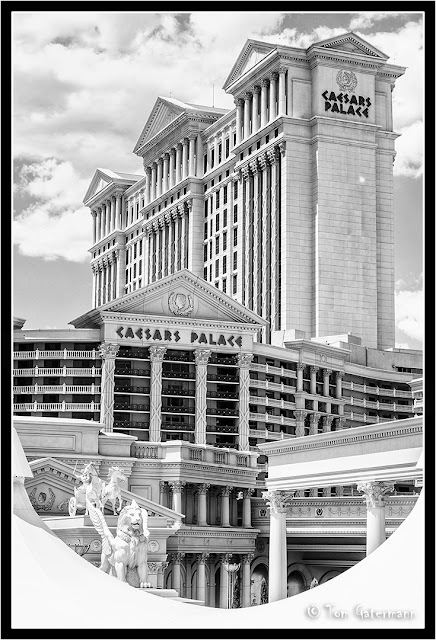 Caesars Palace in Las Vegas, NV.