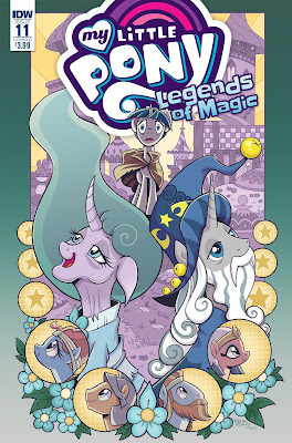 Legends of Magic #11 Cover B