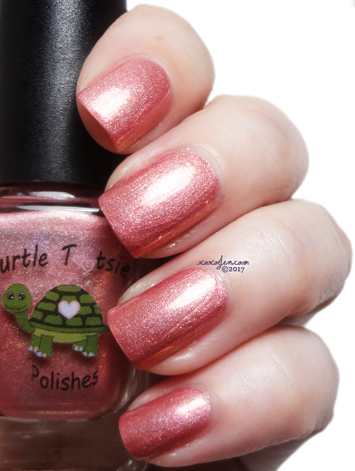 xoxoJen's swatch of Turtle Tootsie Beauty School Dropout