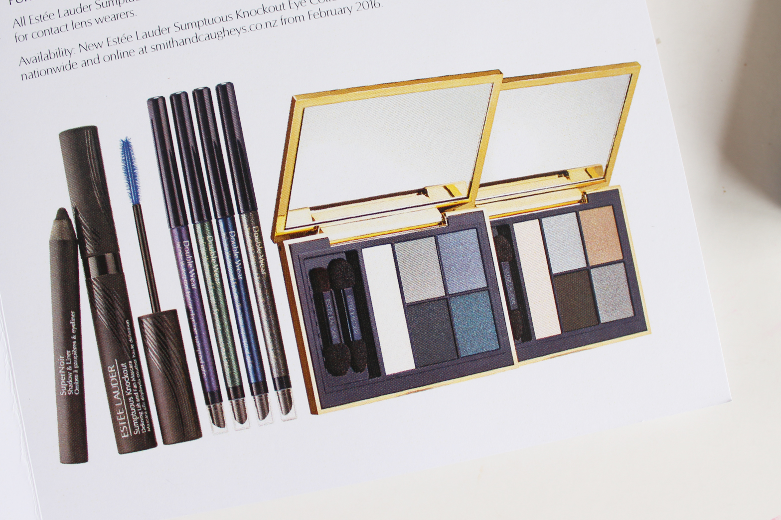 ESTEE LAUDER | Latest Product Launches Reviewed - Feb + March  - Sumptuous Knockout Mascara - CassandraMyee