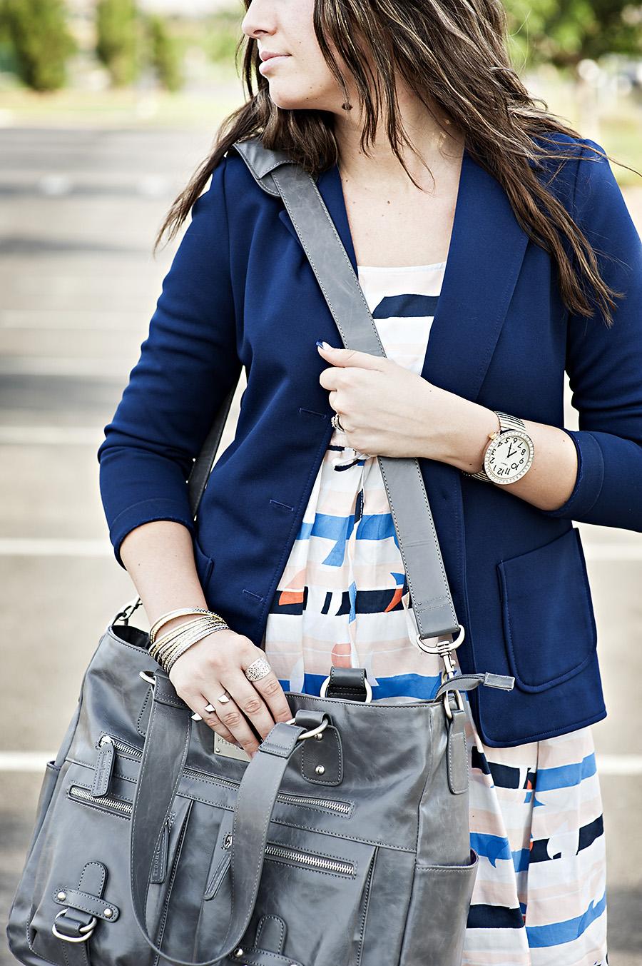 Libby Bag, Grey bag