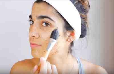 خلطة لعلاج حروق الشمس وتبيض الوجه مجربة
