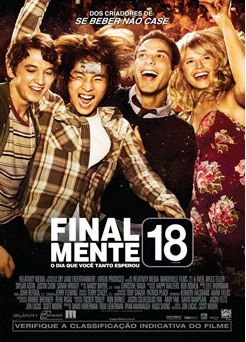 Download Filme Finalmente 18 Dublado