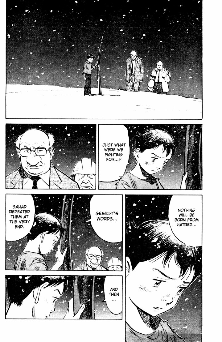 Page 19, Act 65: World's Strongest Robot from Naoki Urasawa's Pluto Volume 8