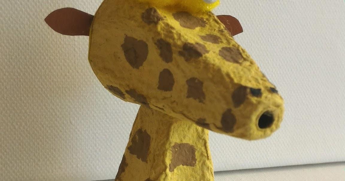 Chagaz 39 et vous diy faire une girafe avec une boite d for Marron avec couleurs primaires