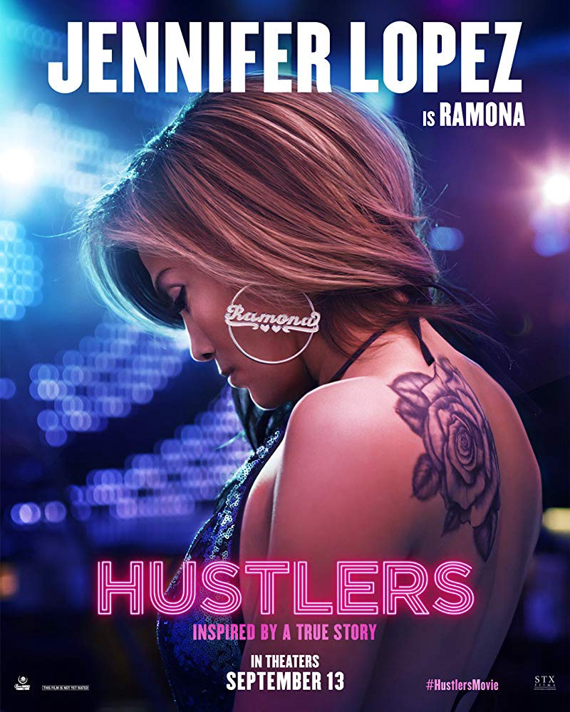 18+ Hustlers (2019) 300MB Hindi Subbed Web-DL 480p Download
