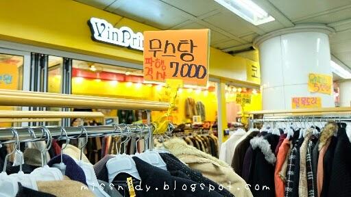 tips belanja murah di korea