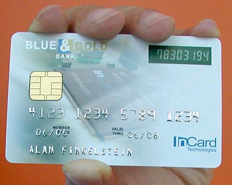 New Technologies: The Logic Behind a Credit Card Number