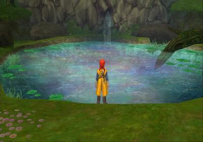Dragon Quest VIII - El Periplo del Rey Maldito - Manantial místico