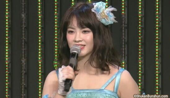 Graduation Nakano Reina Graduate NMB48 Gravure