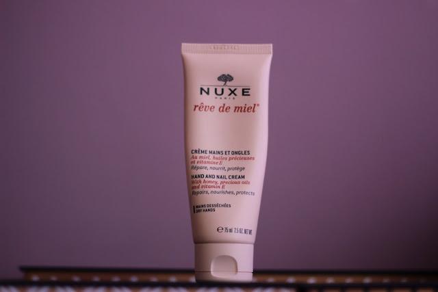 Nuxe Reve de Miel Hand Cream
