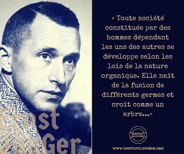 Ernst Jünger rebelle