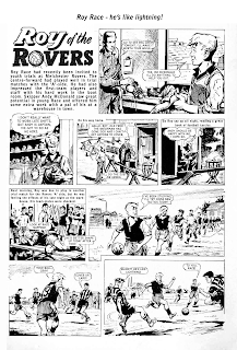 1954 Roy of the Rovers Part 2