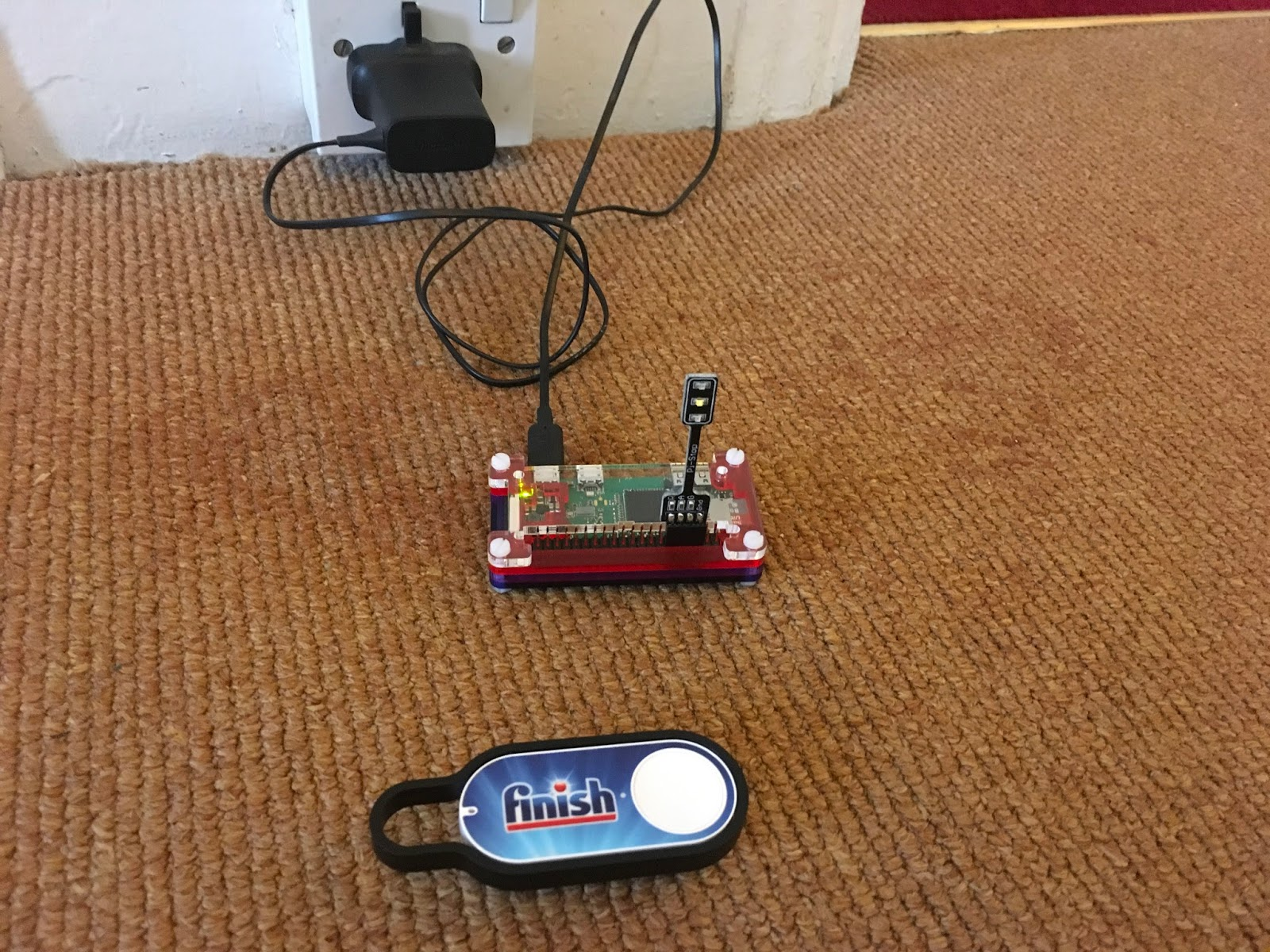 Electronics and computing tutorial using amazon dash with a pi introduction publicscrutiny Image collections