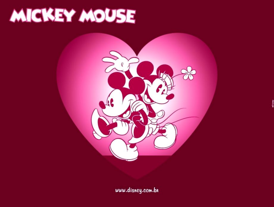Mitomania dc Mickey and Minnie Mickey Mouse and Minnie Mouse